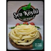Rize Yöresel Tel Peyniri